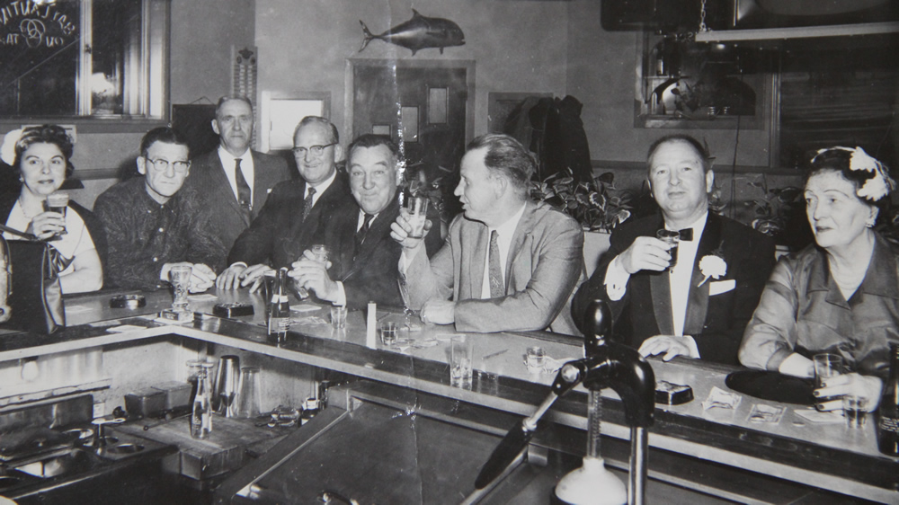 History of Charlie's Bar and Restaurant